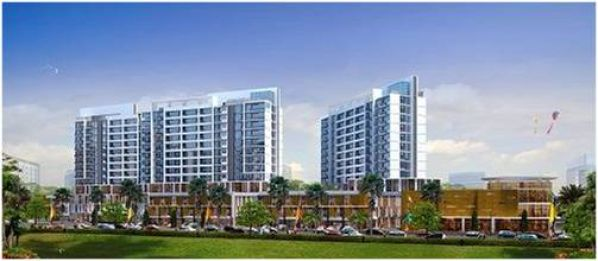 Mixed Use Cinere Terrace Suites 1 cts1
