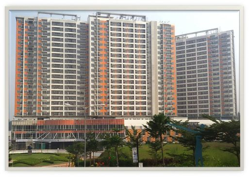 Mixed Use Cinere Terrace Suites 17 cts17