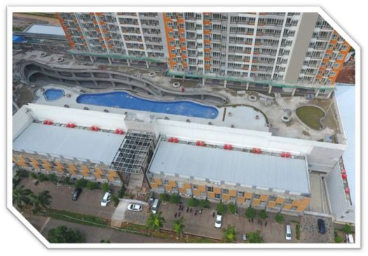 Mixed Use Cinere Terrace Suites 21 cts21