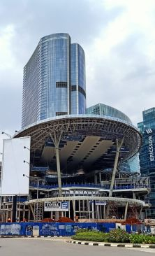 On Going Project Pondok Indah Mall 3 & 2 Office Towers 21 pim1