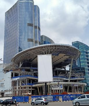 On Going Project Pondok Indah Mall 3 & 2 Office Towers 25 pim5
