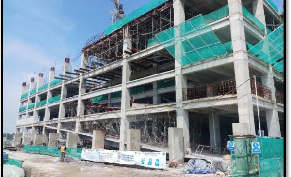 On Going Project Sayana Apartment, Harapan Indah Bekasi 3 sah2