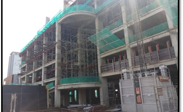 On Going Project Sayana Apartment, Harapan Indah Bekasi 7 sah6