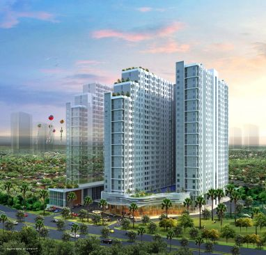 On Going Project TThamrin Disctric Apartment – Bekasi 2 tda